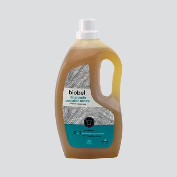 Biobel Detergente 1,5L_delantera