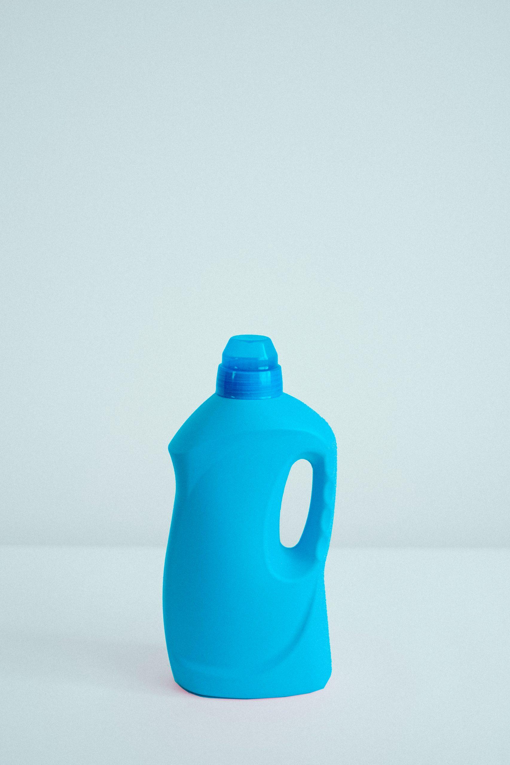 nocividad de los detergentes