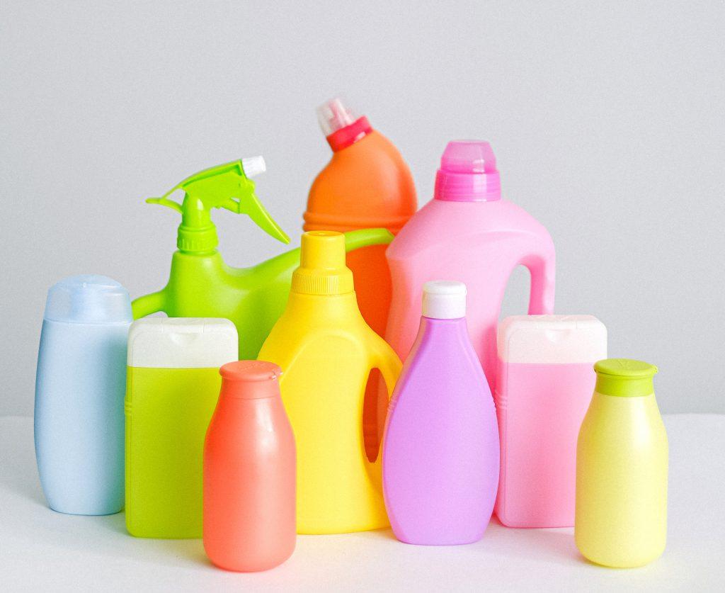 nocividad de los detergentes convencionales