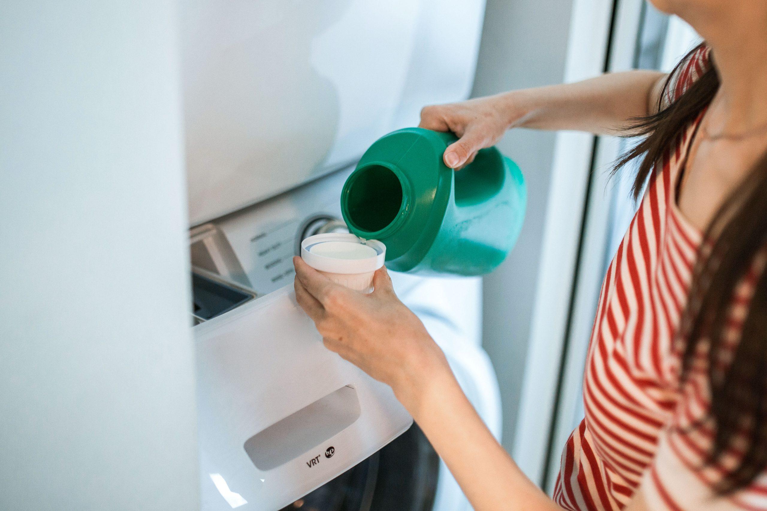 contaminantes en detergentes